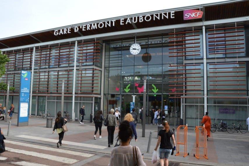 Gare-Ermont-Eaubonne